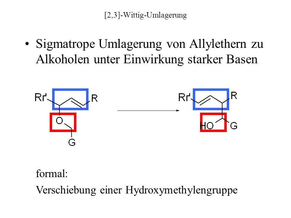 [2,3]-Wittig-Umlagerung